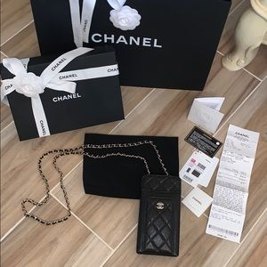 COPY - ❤️ Chanel wallet on chain 💯